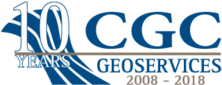 10 Years CGC Geoservices 2008-2018