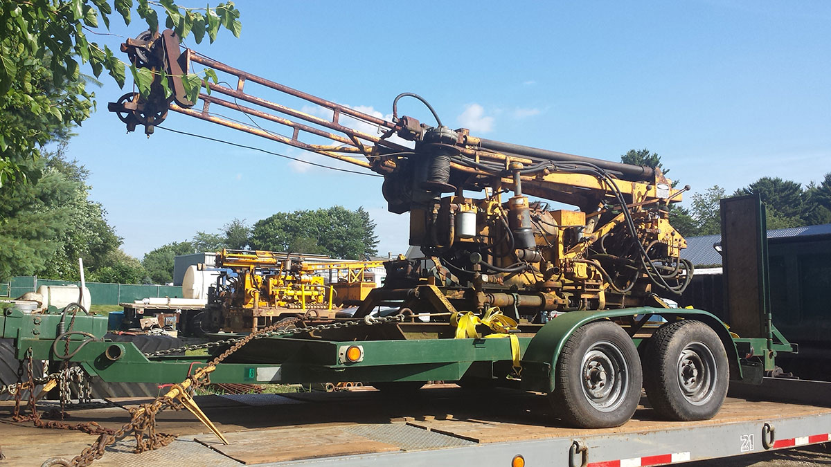 Skid mounted CME 45